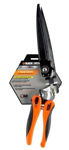 Black Decker 5 Position Grass Shears BD1303
