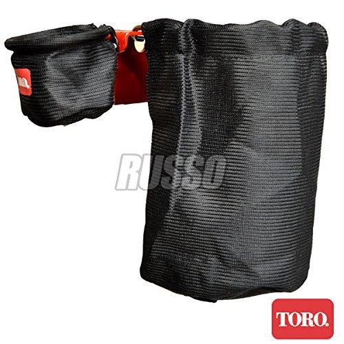 Genuine Original Toro Trash Bag And Cup Holder Kit Grandstand Mower 121-7530 __g451yh4 51io3469056