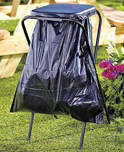 Portable Trash Bag Holders Single