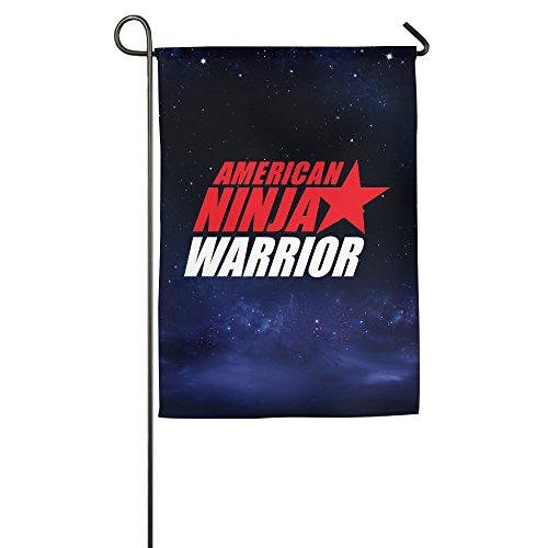 2016 New American Ninja Logo Warrior Flag Decorative Outdoor Flags Christian Flag