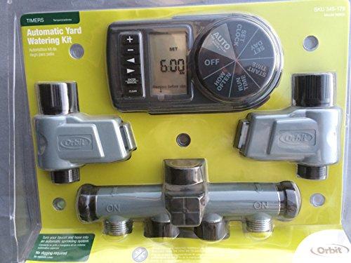 Orbit Automatic Yard Watering System