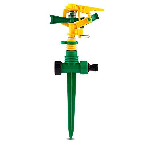 Tacklife Spreey Lawn Sprinkler Garden Gardenning Heads Hunter Watering Equipment Sprayer Green