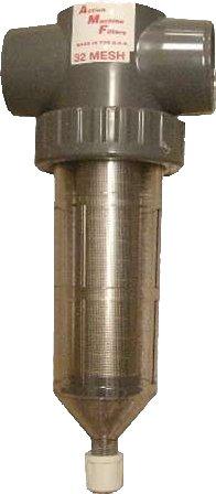 Action AFI-20-32 2 32-Mesh Irrigation Filter