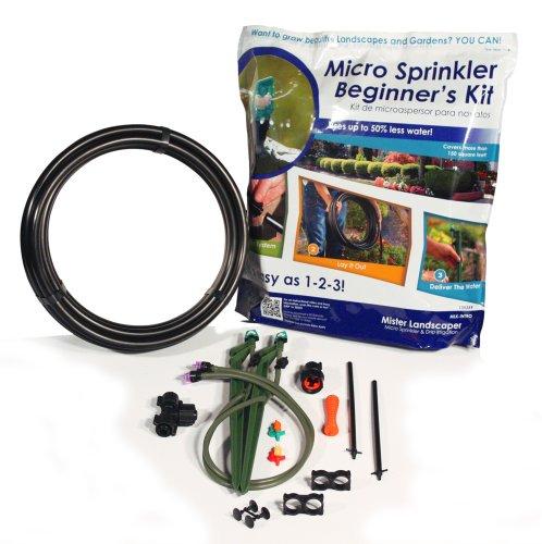 Mister Landscaper Mlk-intro Micro Sprinkler Drip Beginners Kit 25