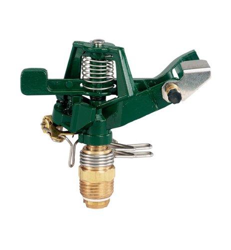 5 Pack - Orbit 12&quot Zinc Impact Sprinkler Head Lawnamp Yard Watering