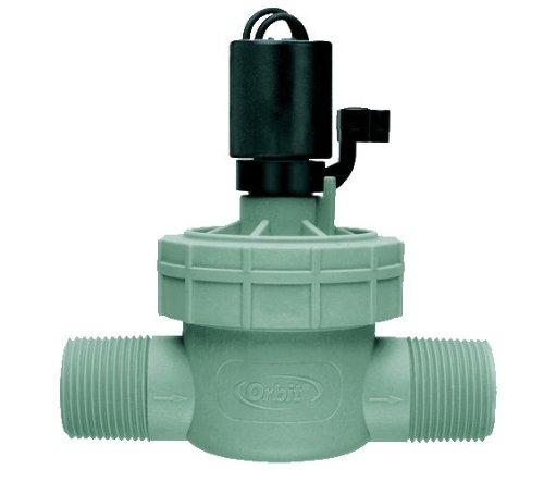 5 Pack - Orbit 1 Male Threaded Jar Top Automatic Sprinkler Irrigation Valve