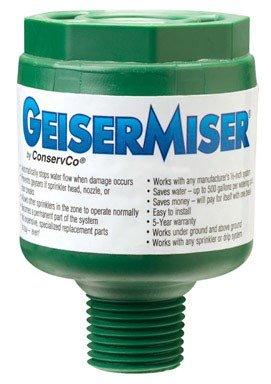 Conservco Geiser Miser Nmg-49 Automatic Sprinkler Shut-Off Valve 12