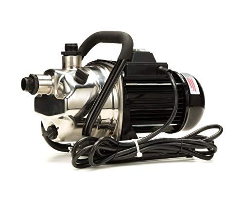 Star HSPJ100 1 Hp Portable Lawn Sprinkler Irrigation Pump