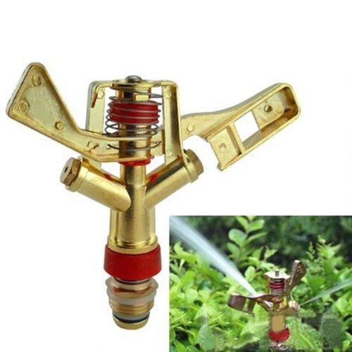 Alloy Dual Nozzle Swing Type Rotating Irrigation Nozzle