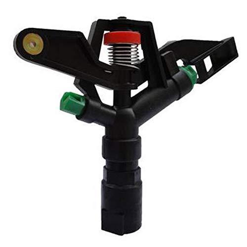 BeimYcW 1inch DN25 Irrigation Head Rocker Arm Nozzle Auto Rotate Water Sprinkler Sprayer