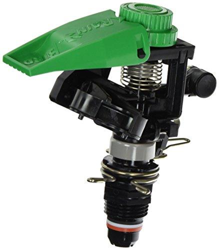 Rain Bird P5-r Plus Plastic Impact Sprinkler With Nozzle Set Adjustable 0&deg - 360&deg Pattern 24 - 45 Spray Distance
