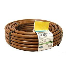 DIG B18100 12 Brown PC Irrigation Dripline w1 GPH in-line every 18 100 Brown