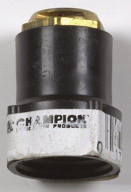 Champion Shrub Sprinkler Head Plastic 12  Female Quarter Circle Boxed