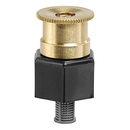 Orbit 54051 Full Pattern Brass Shrub Head Sprinkler 15-foot