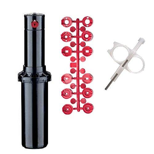 Hunter Pgp-adj Rotor Head W Adjustment Keyamp Nozzle Rack