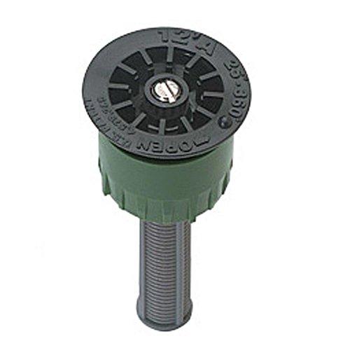 Orbit 53483 Female Springloaded Pop-Up Sprinkler Spray Head Nozzle with Adjustable Pattern 12-Feet