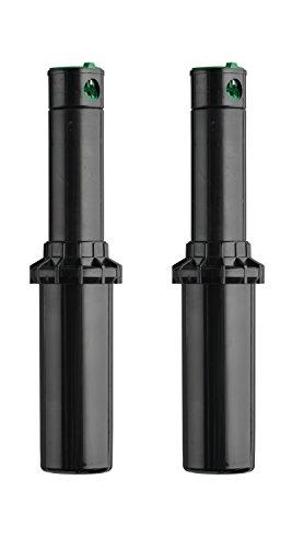 Orbit 55461 Voyager 4-inch Adjustable Pop-up Gear Drive Rotor Sprinkler Spray Head 2-pack