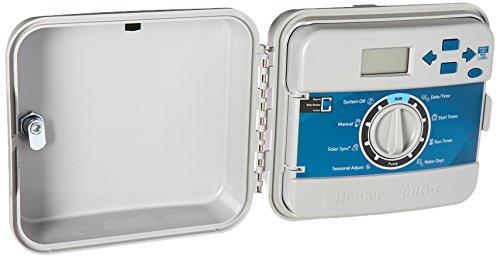 Hunter Sprinkler Pcc1200 Pcc 12-station Outdoor Irrigation Controller
