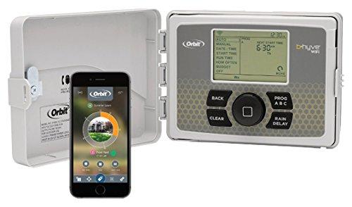 Orbit 57946 B-hyve Indooroutdoor 6-station Smart Wifi Sprinkler System Controller