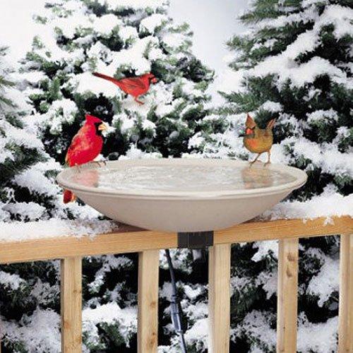 Api 650 Heated Bird Bath With Mounting Bracket