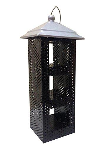 Fixture Displays Metal Mesh Bird Feeder 3-Tier 1374-3