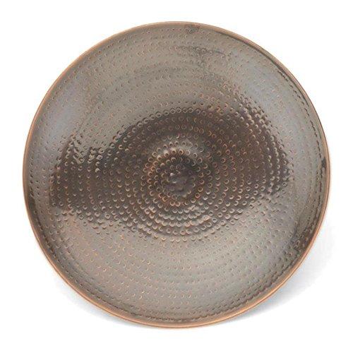 Achla Burnt Copper Birdbath Bcb-01 po44t-kh435 H25w3326984
