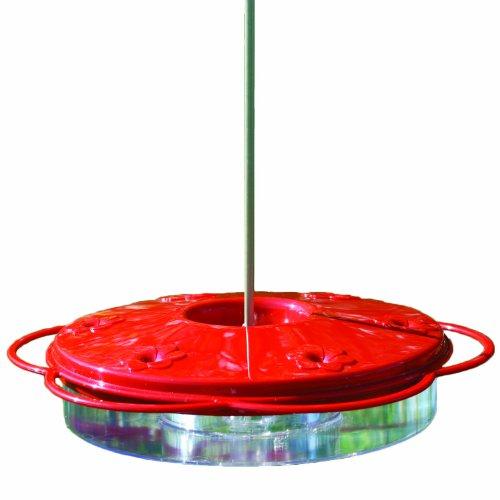 Woodlink Wlh1 12 -ounce Plastic Hummingbird Feeder
