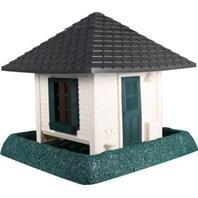 North States Industries 061048 Garden House Bird Feeder - 5 lbs