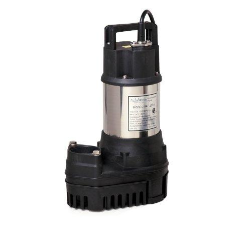 Atlantic Water Gardens Pondamp Waterfall Pump Solids Handling Capable 3900gph