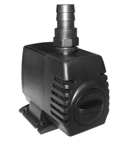 Hampton Water Gardens AHM80440 PondWaterfall Pump for Aquarium Filter 400-Gallon