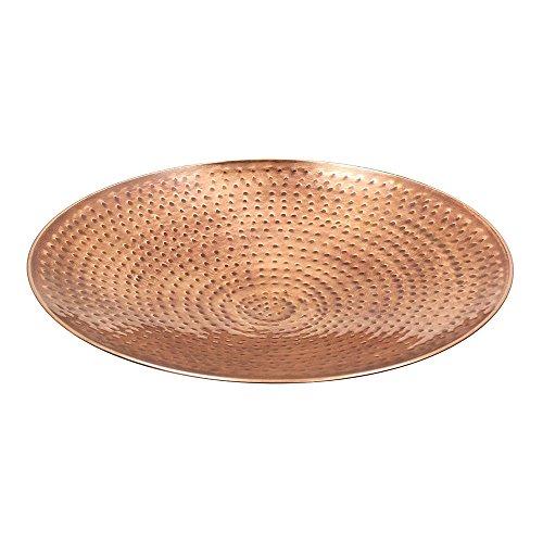 Achla Designs Burnt Copper Birdbath Bowl