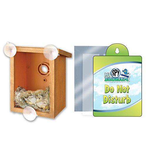My Spy Birdhouse a Bird Watchers Dream - Includes Accessories