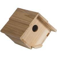 Cedar Wren Bird House 1639 2PK