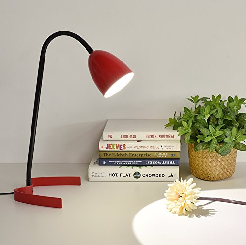 LED Creative Lamp Simple Modern Study Bedroom Bedside Lamp