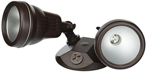 Acclaim Fl50abz Floodlights Collection 2-light Outdoor Light Fixture Architectural Bronze