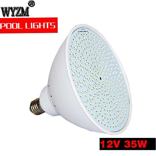 Wyzm 12volt Color Changing 35watt Swimming Pool Lights Led Bulb For Pentair Hayward Light Fixture 12v 35w
