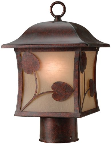 Hardware House H10-3602 Madison Outdoor Fixture Post Light Royal Bronze