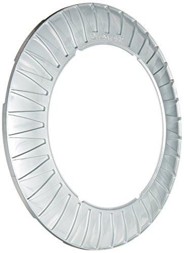 Hayward Lnzuy1000 Gray Luster Starburst Pool Light Trim Ring Replacement For Hayward Universal Colorlogic Or Crystalogic