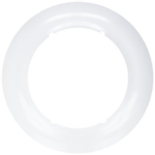 Hayward Lnruy1000 White Pool Light Trim Ring Replacement For Hayward Universal Colorlogic Or Crystalogic Led Light