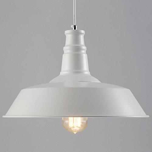 BAYCHEER HL371755 Industrial Retro style Wrought Iron Large Pendant Light Lamp Modern