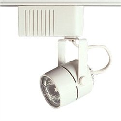 Mini Round Track Light - Low Voltage-US-258W Color  White
