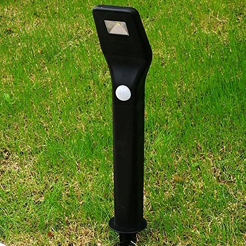 2Pack Solar Stake Motion Light Sogrand Solar Security Light Solar Motion Sensor Light