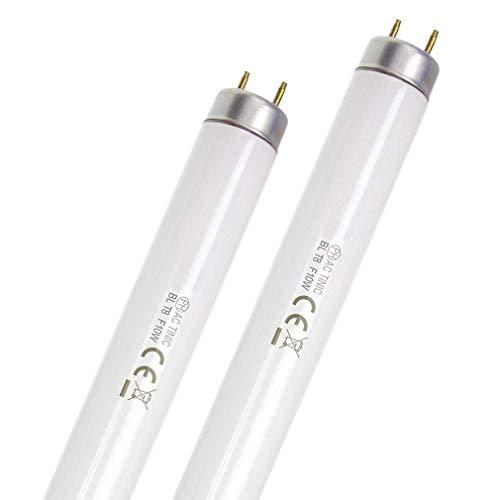 10W Bug Zapper Light Bulb T8 Bulb UV Bulb for 20W Bug Zappers 2-Pack