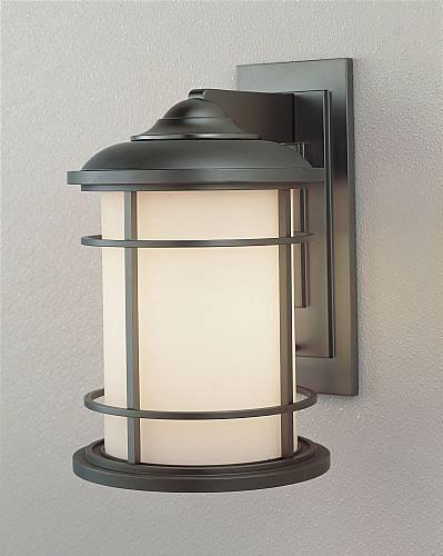 Feiss Murray OL2202BB One Light Wall Lantern