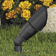 Vista Pro Up And Accent Landscape Lighting Gr 2216 Architectural Bronze