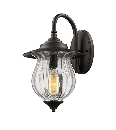 Claxy&reg Ecopower Outdoor Wall Sconce Lantern Lighting Fixture