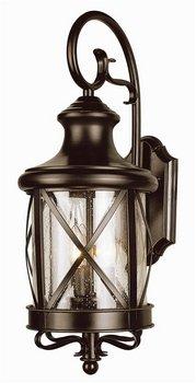 Trans Globe Lighting 5120 Rob 2-light Coach Lantern Rubbed Oil Bronze