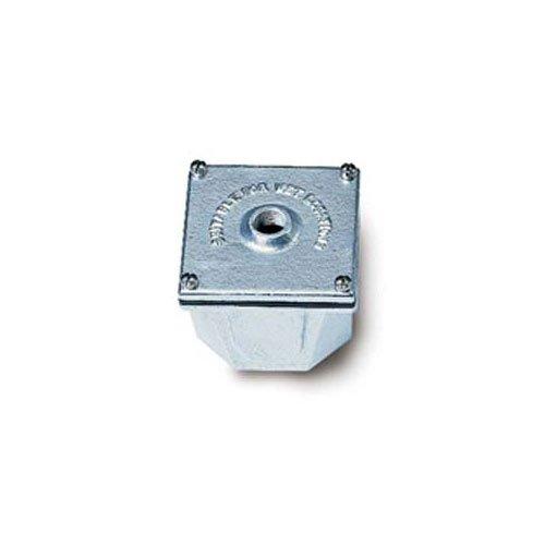 Hadco Lighting Bi2 Bi2 Cast Iron Junction Box - 40605 Nps 120v Hot Dipped Galvanized Cast Iron Junction Box 4