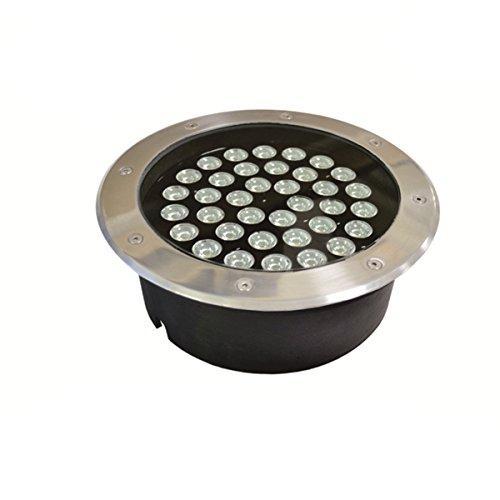 Generic Round 36 Watt LED Underground Light IP67 High Power Garden Buried Lamps