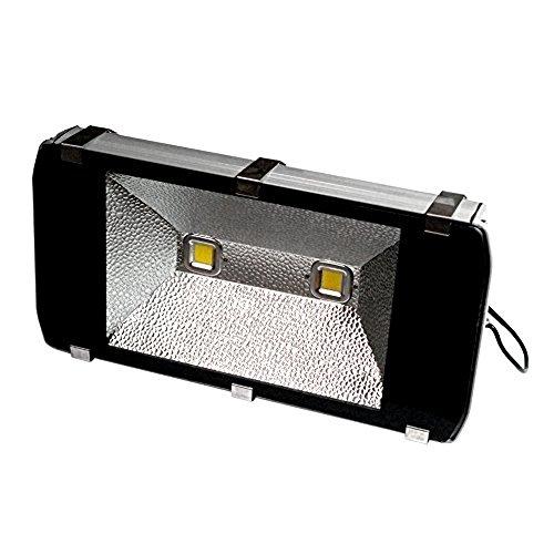 eTopLighting Flood Wash Light LED Indoor Outdoor Security Waterproof Landscape Lighting APL1183 200W Daylight 120V